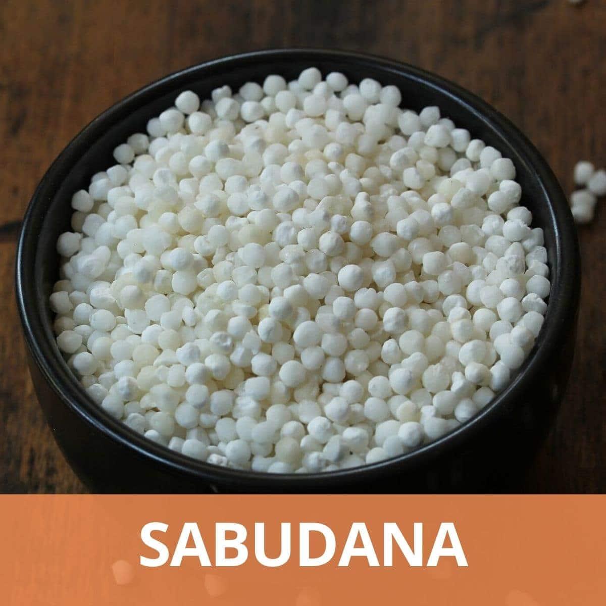 Sabudana