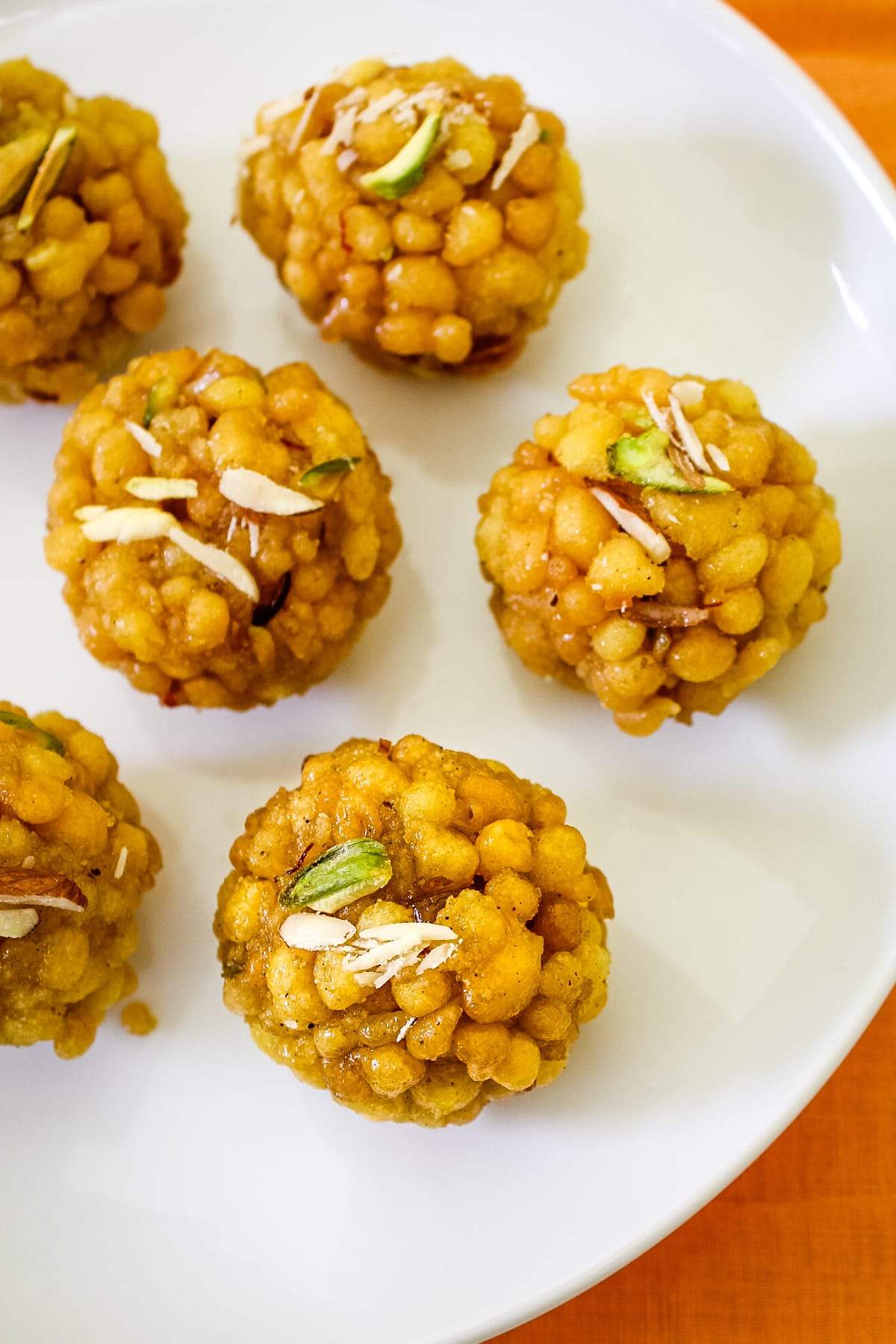Boondi Ladoo Spice Up The Curry