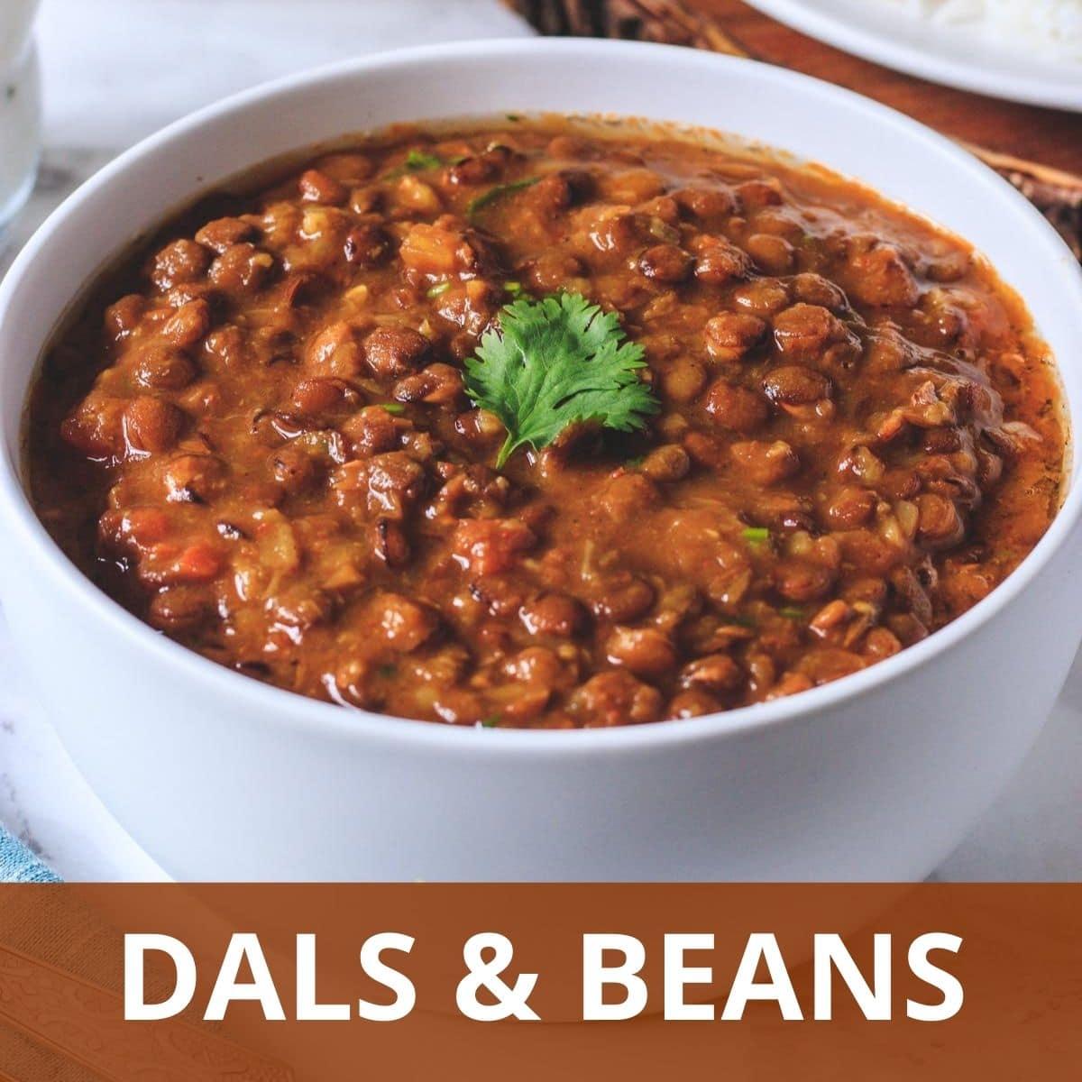 Dals / Beans