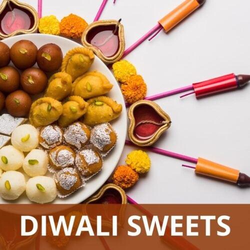 70+ Diwali Sweets