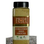 Coriander powder product